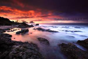 Burning Twilight by CainPascoe
