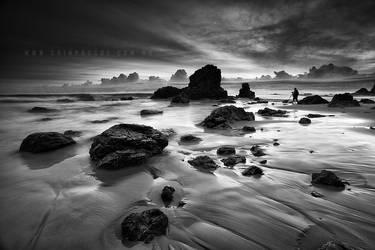 Waiting For Sunrise by CainPascoe