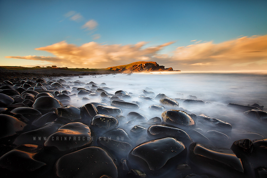 Pebbly Beach by *CainPascoe