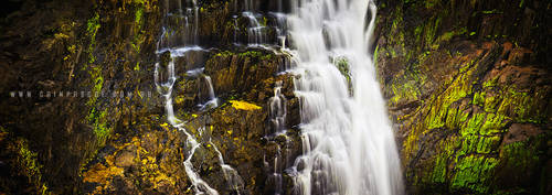 Apsley Falls by CainPascoe
