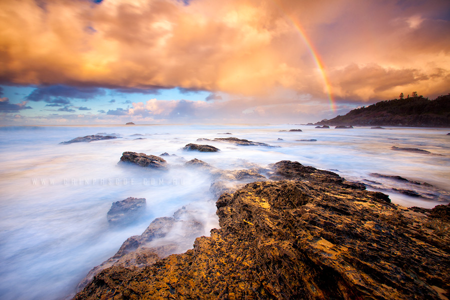 Golden Shore by CainPascoe