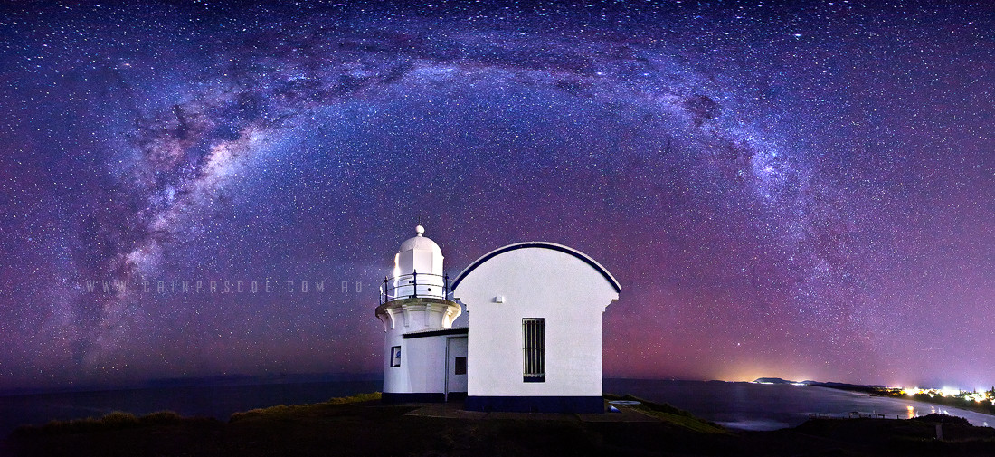 Lighthouse Nebulae by *CainPascoe