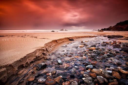 Rocky Beach Stream