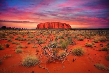 Outback Hues by CainPascoe
