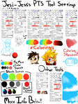 Paint Tool Sai Tools and Swatches v2