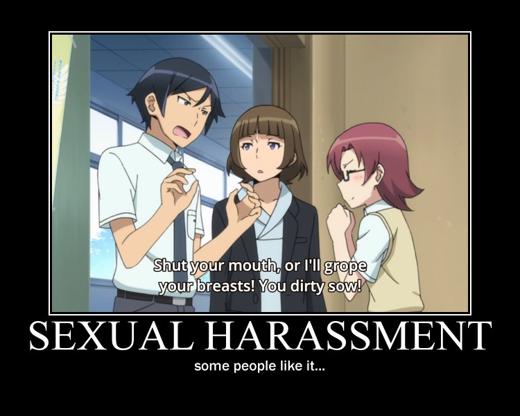 Sexual Harassment HELP