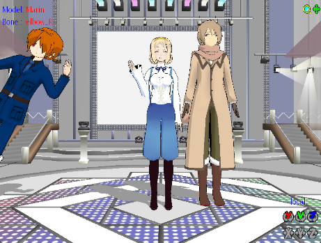 MMD Hetalia by codelauren