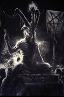 baphomet 666 king by baphomet-satan-666