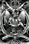 Baphomet  Devil Dark