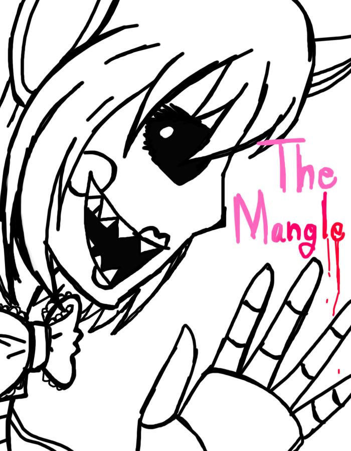 The Mangle by PapiGa2012