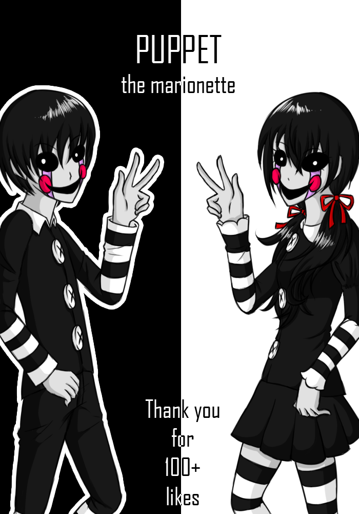 Puppet the Marionette by PapiGa2012