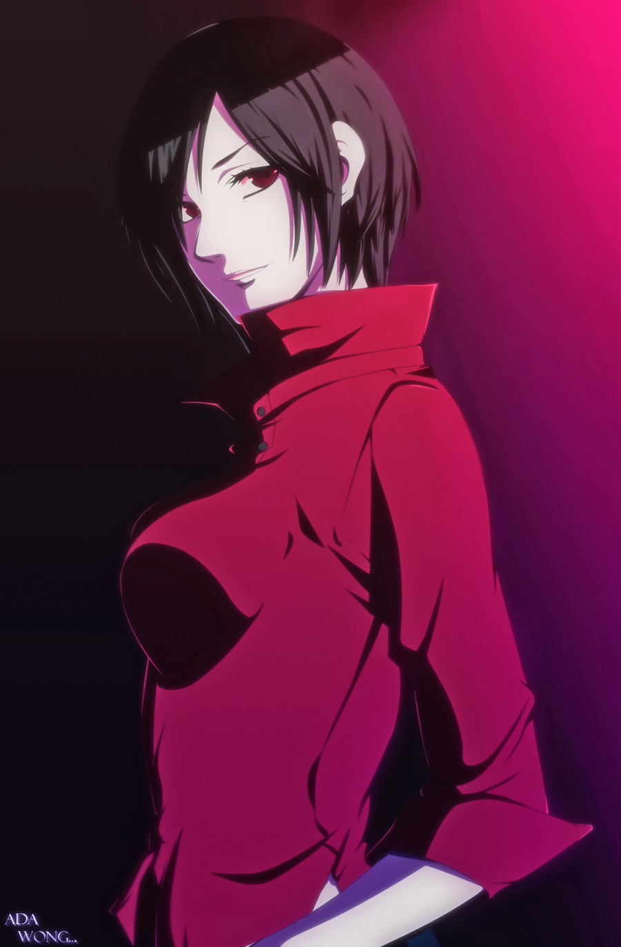 ada wong coloring pages - photo#26
