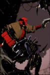 Hellboy vs Alien