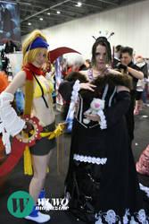 May Expo 2012 Lulu and Rikku
