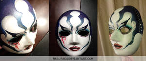 Mask of Evil by narufag
