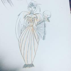 Victorian Angel Of Death