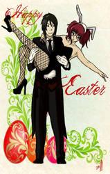 Happy Easter 2011 by xXMayleneXx