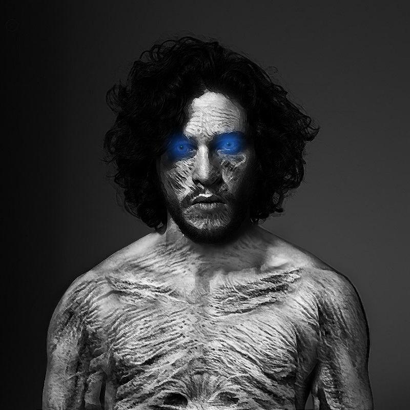 You Know Nothing Jon Snow By GFX SeeYa