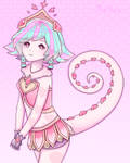 Winter wonderland Neeko ~Pink Chroma ver.~
