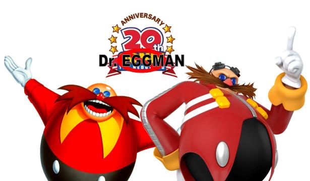 Eggman Generatons Banner by Osutinik