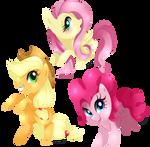 Cheeb Ponies 1