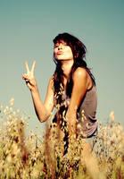 Peace Summer by olushia-loosiczka