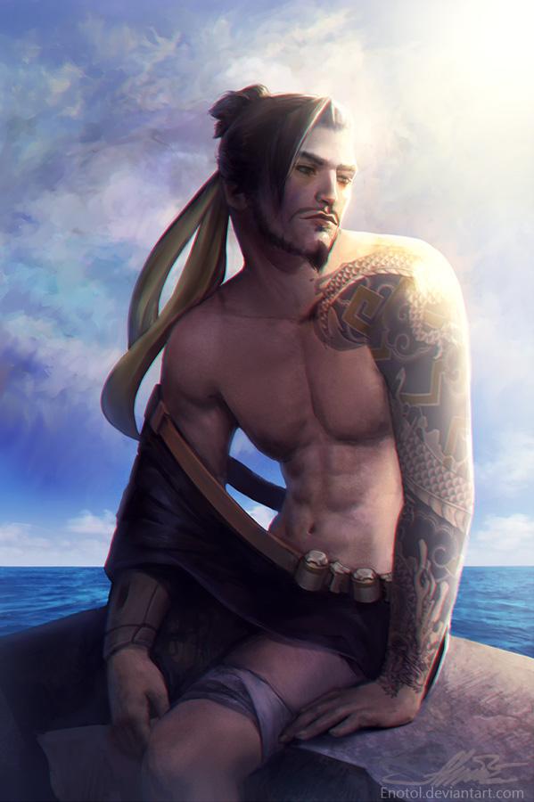 image Demon gay sex manga hot mature men