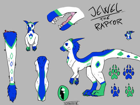 Jewel Ref Sheet
