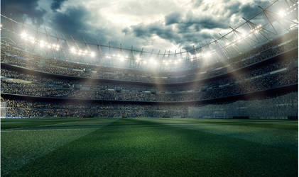 stadium by YASSENDESIGNER