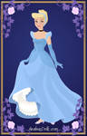 Cinderella { Blue Dress }