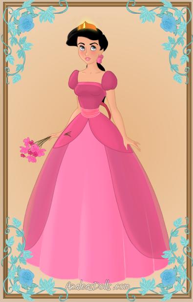 Melody { Pink Dress } by kawaiibrit on DeviantArt