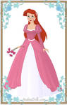 Ariel { Pink Dress }