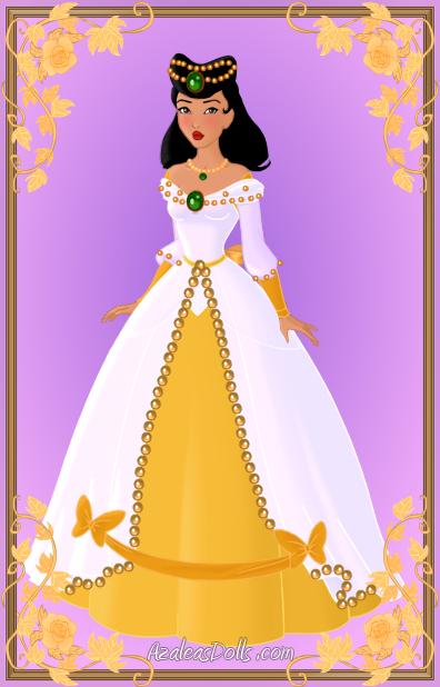 Pocahontas { Ball Gown } by kawaiibrit on DeviantArt