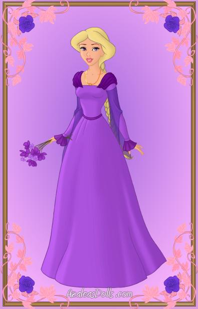 odette purple dress by kawaiibrit on deviantart