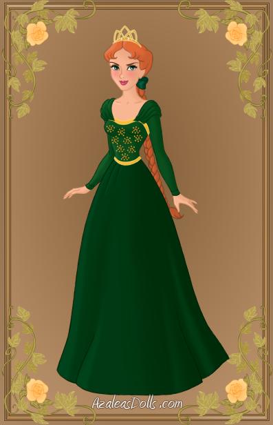 Princess fiona by kawaiibrit on deviantart - Princesse fiona ...