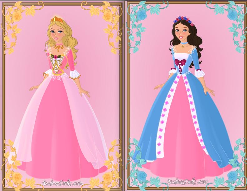 Princess And The Pauper Barbie By Kawaiibrit On DeviantArt