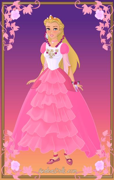 Genevieve barbie 12 dancing princesses by kawaiibrit on deviantart