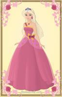 Blair Willows { Barbie: Princess Charm School } by kawaiibrit