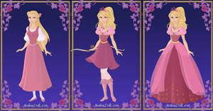 Corinne { Barbie: Three Musketeers } by kawaiibrit