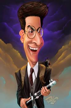 Egon But Never Forgotten