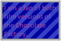 Chocolate Factory versions support stamp