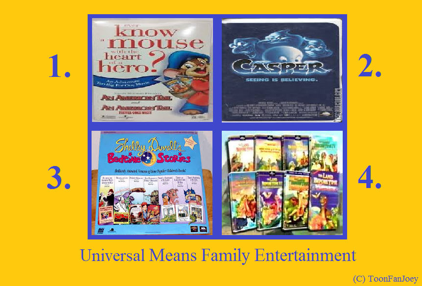 Universal Means Family Entertainment (reupload) by ...