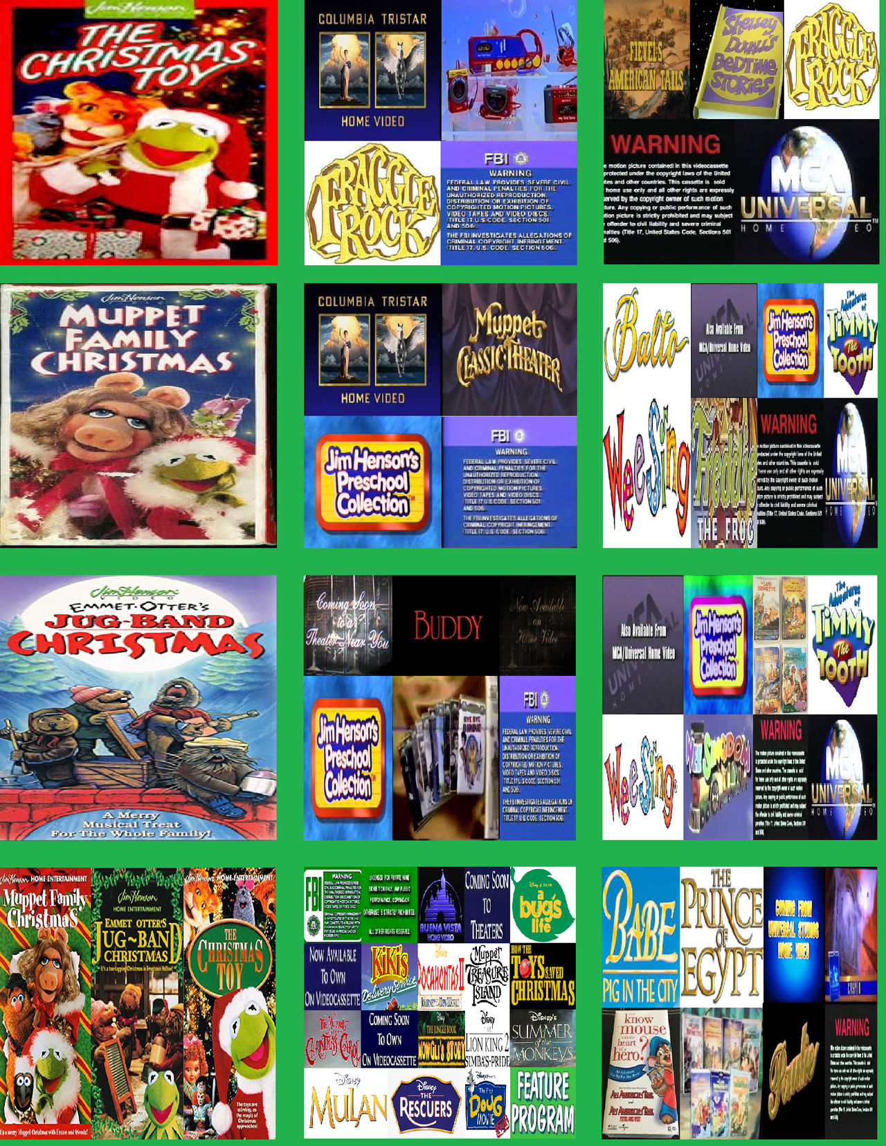 View Wee Sing Mca Universal Home Video Wallpapers