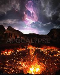 The Apocalypse by xeronoxic