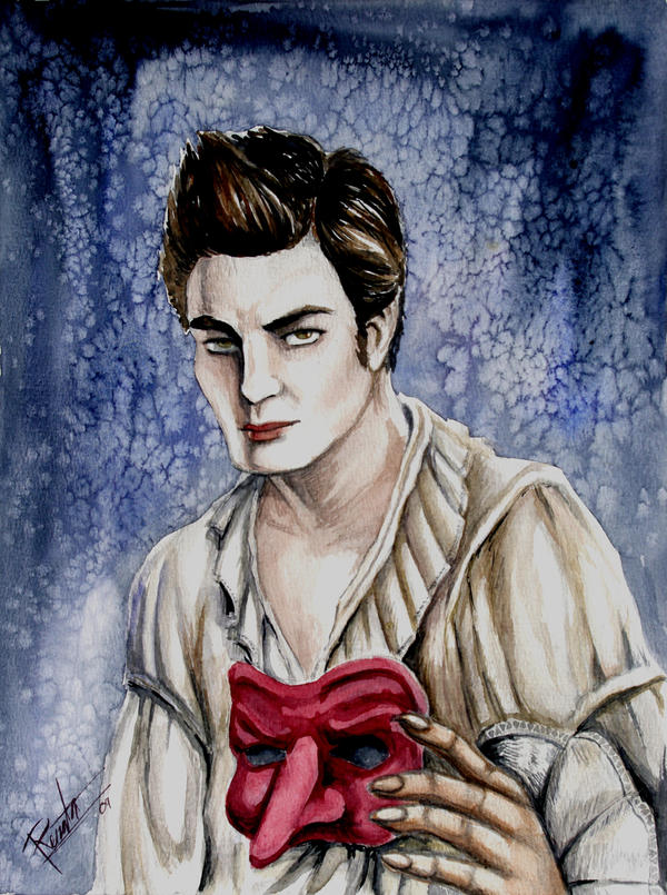 Edward Cullen by renata-studio