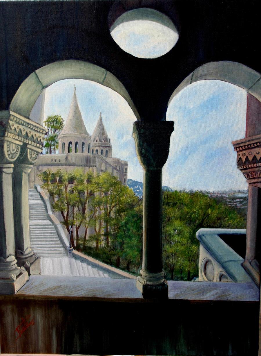 Budapest city by renata-studio