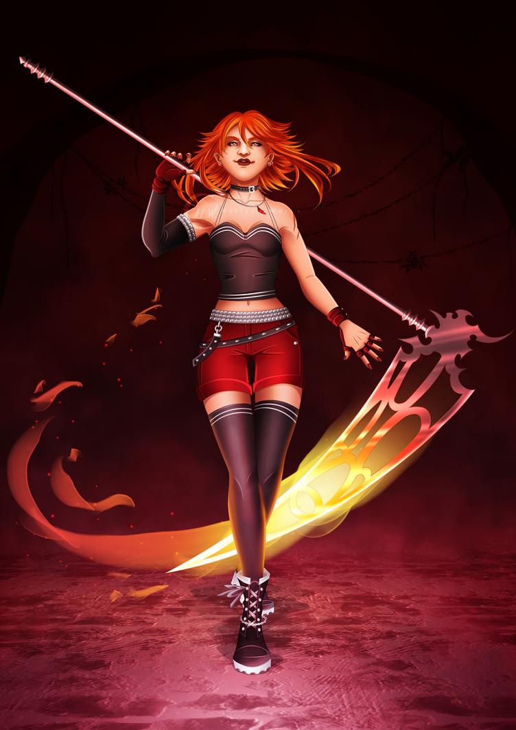 Rogue Fire