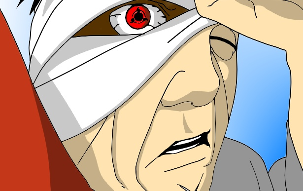Kakashi is not The Only One With One Sharingan
