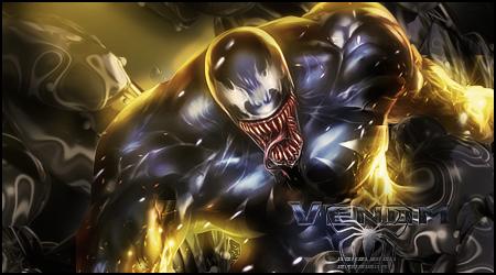 Venom by kingler22