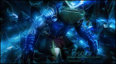 Froglok by kingler22